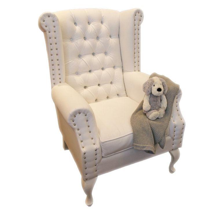 Hand-crafted Sebastian Feeding Chair