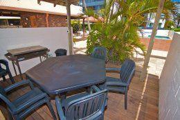 Barbados Holiday Apartments - Gas Barbecue - Holiday Apartments Broadbeach Gold Coast