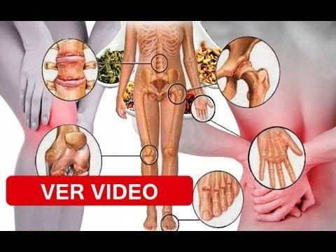Esto Elimina El Dolor De Los Huesos Y Articulaciones, Hace Crecer El Cabello Y Las UÑAs, Regula… - YouTube
