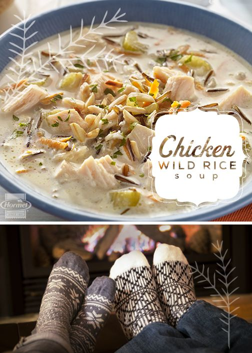 This classic Chicken Wild Rice Soup recipe is a delicious and comforting winter warmer. Easy to make using a slow cooker for the rice and veggies, then adding chicken, cream and flour until smooth and velvety. We love it with a piece of warm crunchy bread. TIP: Make a double batch to enjoy during the week or freeze for the next dip in temperature.