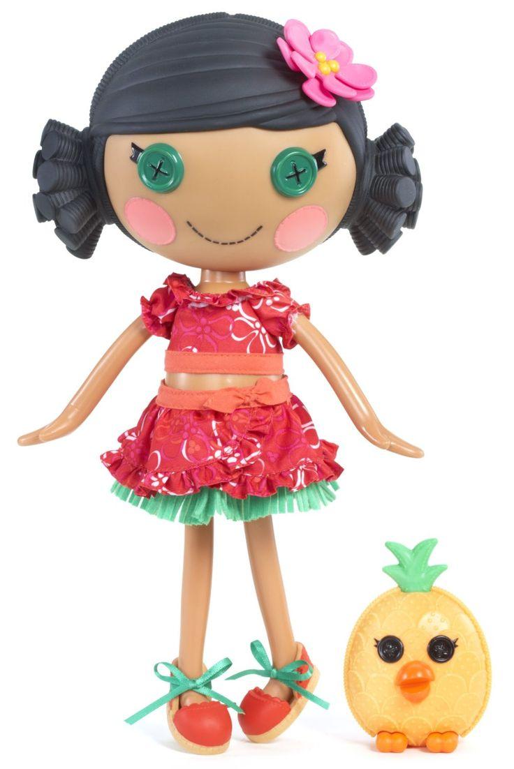 Lalaloopsy Toy Food : Lalaloopsy mango tiki wiki doll coolest toys pinterest