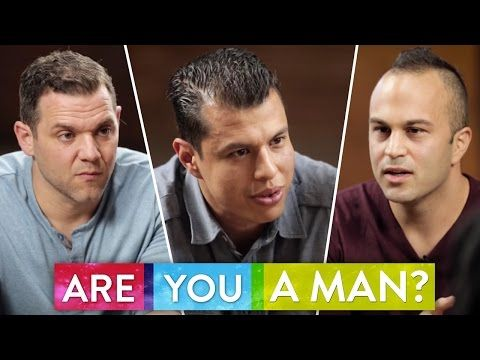 What is Masculinity? | That's What He Said - YouTube