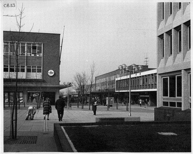 Bracknell town centre memories - Get Reading