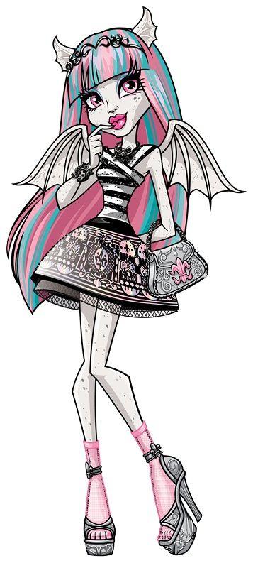 Hmmm.....yess.....sorry.....just kidding..... Rochelle Goyle - Monster High