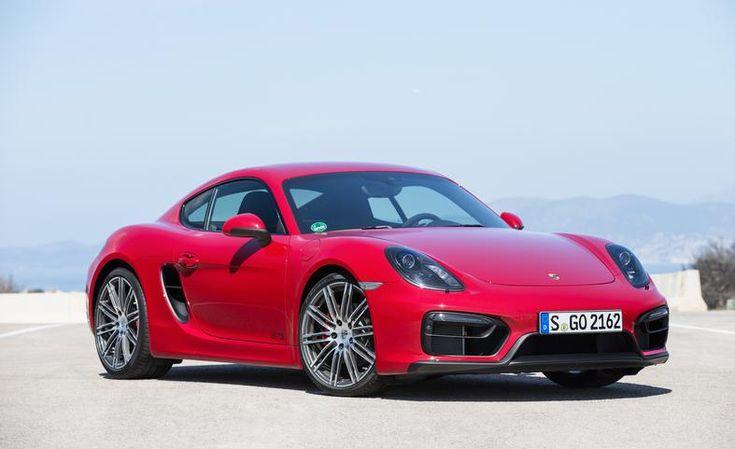 awesome Porsche Cayman GTS