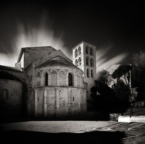 Cathares study 29 - France / Caunes-Minervois abbey - 2008 ©Alain Etchepare