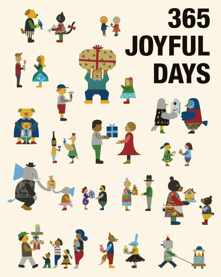 365 JOYFUL DAYS | MUJI