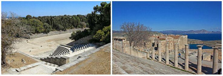 Monte Smith - Acropolis of Rhodes