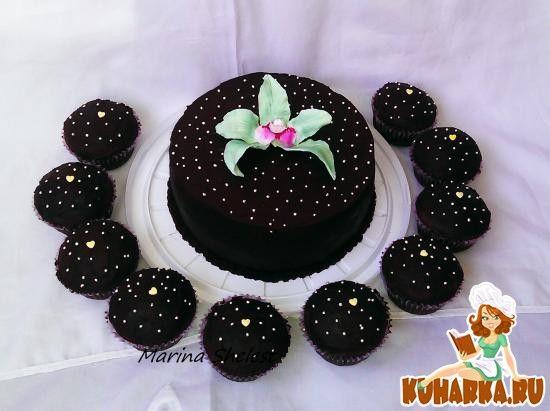Мини-тортики(капкейки,маффины, cake-pops)