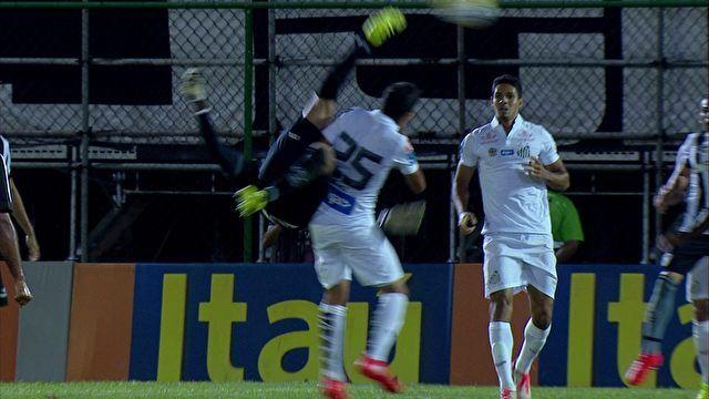 Botafogo x Santos - Campeonato Brasileiro 2016 - Ao vivo - globoesporte.com