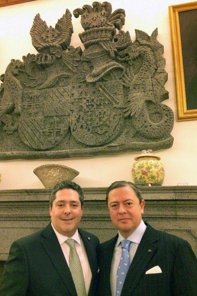 Ordem Soberana Militar de Malta: Encontro com o Grão Duque da Rússia e Príncipe da ...