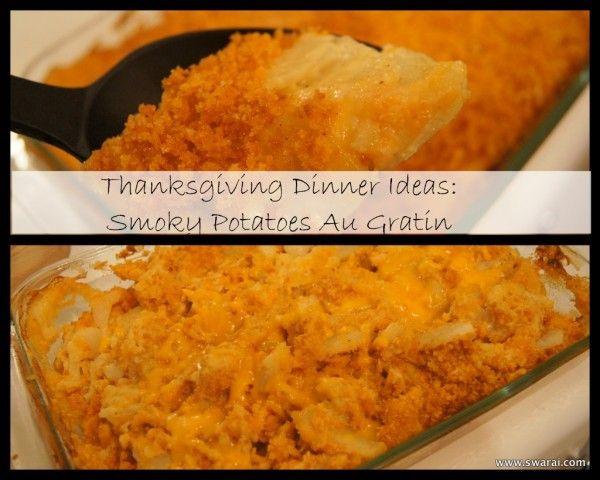 ... Dinner Ideas: Smoky Potatoes Au Gratin #shop #MyMarianos #cbias
