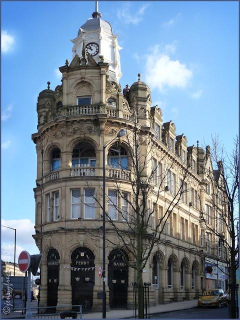 Bradford Penny Bank.