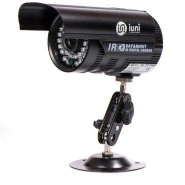 Camera de supraveghere Iuni ProveCam 6007 Sony 600 de linii TV 36 leduri IR. Vezi aici detalii complete despre camera de supraveghere Iuni ProveCam 6007!