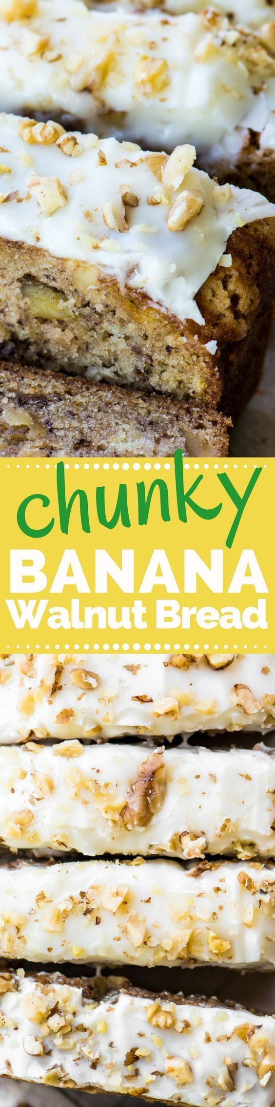 BETTER THAN STARBUCKS Banana Walnut Bread ~ skip the coffee shop and make your own divine banana walnut loaf! ~ http://theviewfromgreatisland.com