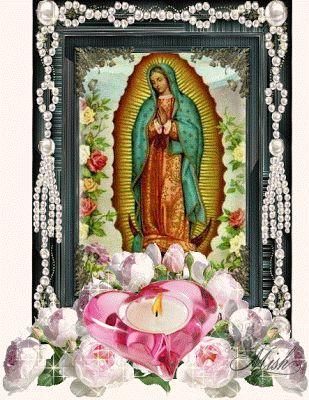 100 imágenes de la Santísima Virgen de Guadalupe - Reina de México y Emperatriz de América - La Guadalupana   BANCO DE IMAGENES