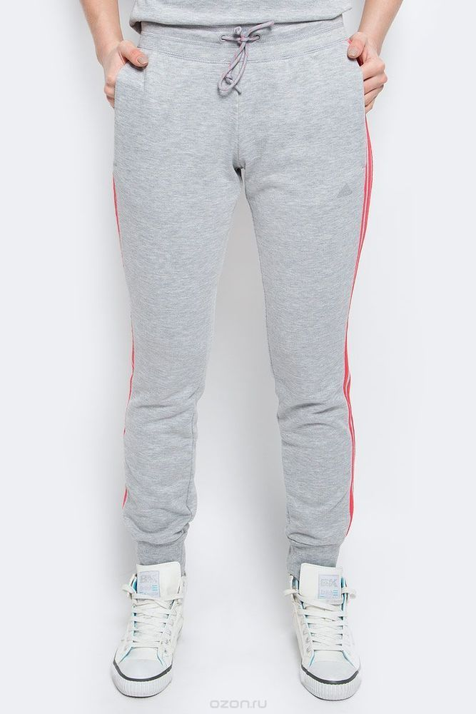 da04f94c Adidas Women Grey Pink Stripes Joggers Sweat Pants Tracksuit Bottoms 2 to  22 #adidas #Tracksuits