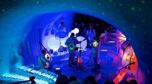 Attualià: #Scava #20 anni nel ghiaccio e realizza una sala da concerto (link: http://ift.tt/2mY78wc )
