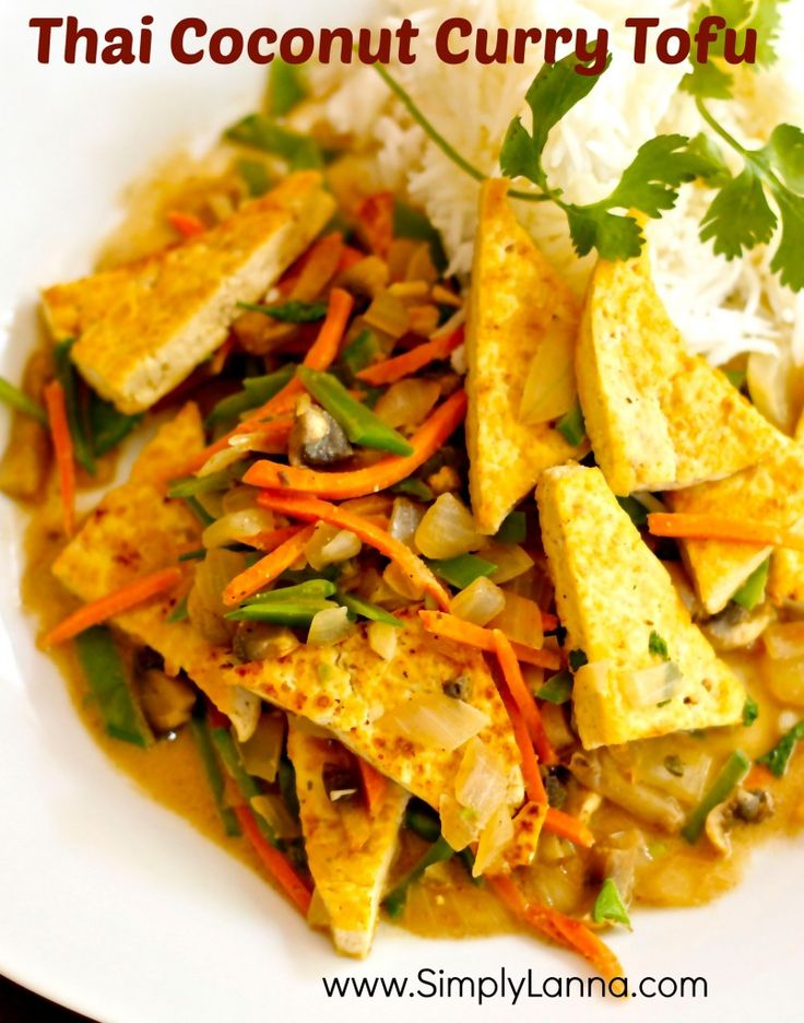 thai curry recipe, tofu, vegetarian recipe, thai food, vegan recipe,low fat, low calorie, healthy recipe, gluten free