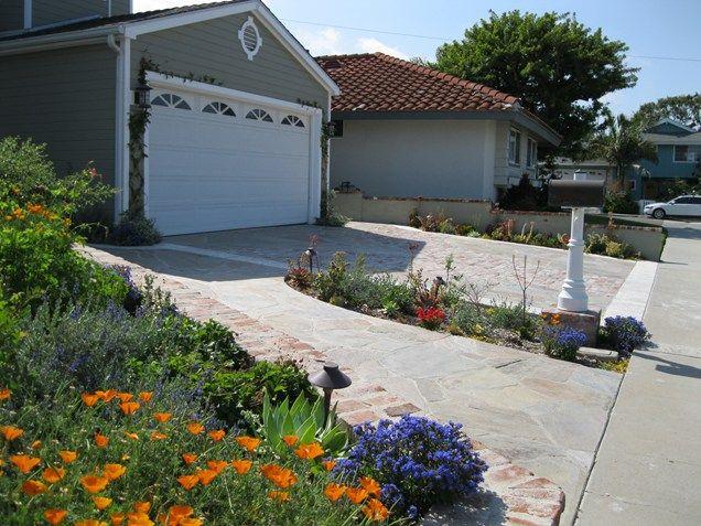 12 best drought resistant garden ideas images on pinterest for Landscaping rocks orange county
