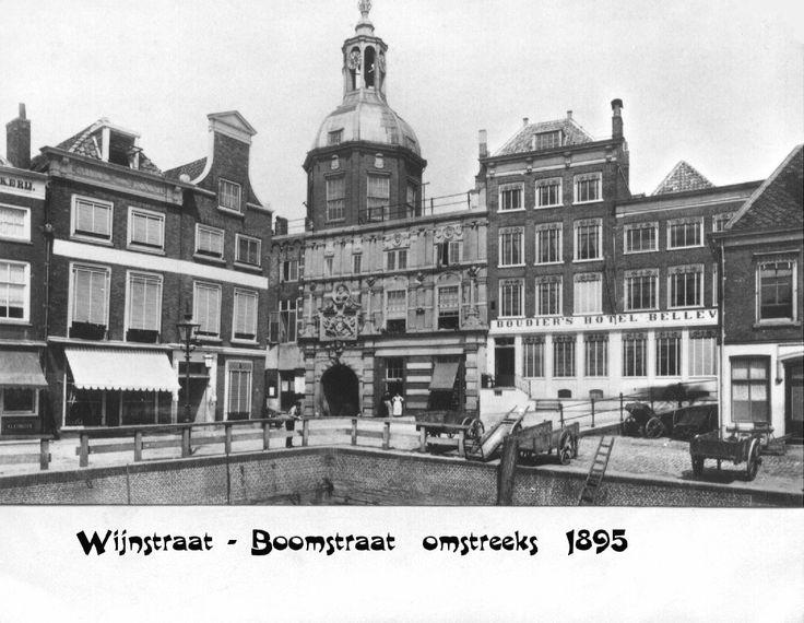 Oud Dordrecht - wekdordrecht