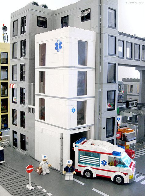 Hospital by Jemppu M, via Flickr