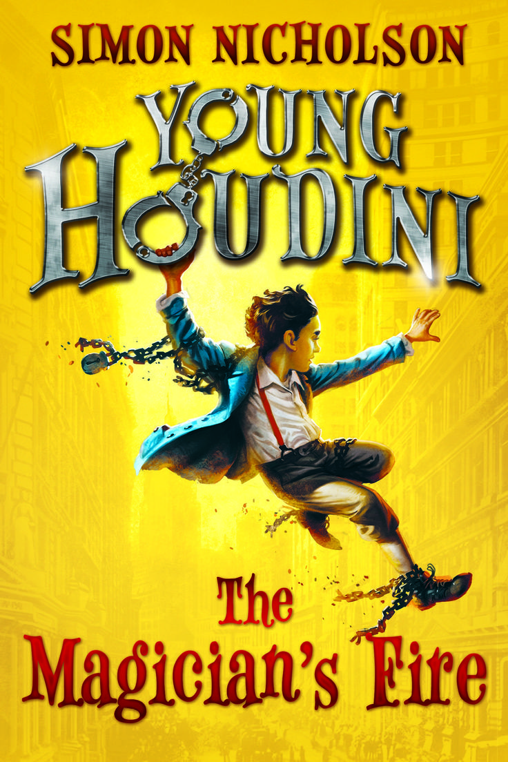 An Expertly Written, Perfectly Paced Twobook Adventure Series Starring  Harry Houdini As A