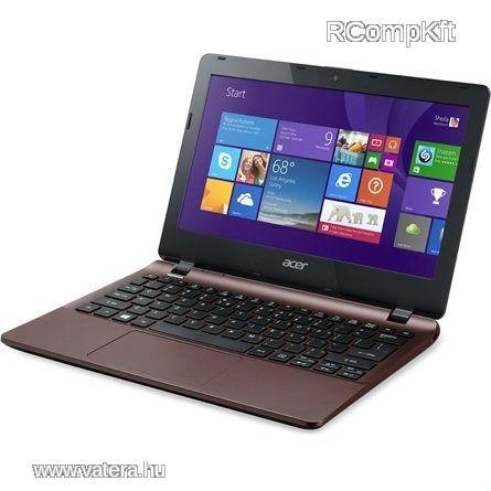 Acer Aspire E3-111-C8S3 notebook barna - 1 Ft - Nézd meg Te is Vaterán - Acer Aspire - http://www.vatera.hu/item/view/?cod=2026862369