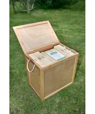 Giant Jenga Storage Box | Make this! | Pinterest | Giant