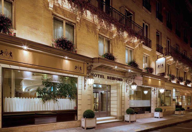HOTEL BEDFORD PARIS - LUXURY HOTEL PARIS 8 -