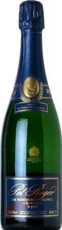 Pol Roger Winston Churchill 2004, Champagne Made as an homage to Winston Churchill in the style of the 1928 vintage