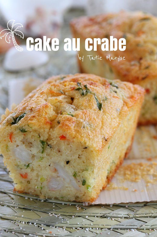 Ce cake au crabe est d'une telle facilité que vous n'aurez donc aucune raison de ne pas y succomber! Essayez-le et régalez-vous :)