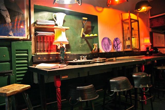NeverMore Bar :: Barcelona