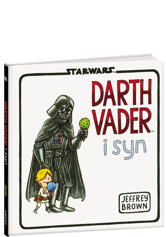 """Dla wszystkich fanów """"Gwiezdnych wojen"""". Co by się działo, gdyby Lord Vader sam wychowywał swojego syna Luke'a Skywalkera"""