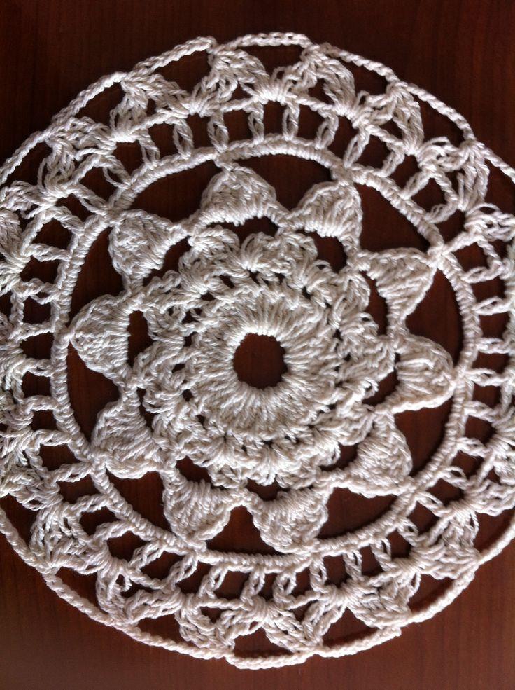Crochet Paño para mesa