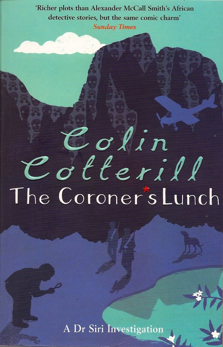3 Cosy Mysteries Reviews Series (1): The Coroner's Lunch By Colin Cotterill