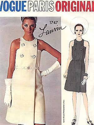 Paper Pursuits: fashion and design print collectibles -- Vintage Vogue, Harpers Bazaar, Couturier Patterns, Fashion Ads and Books