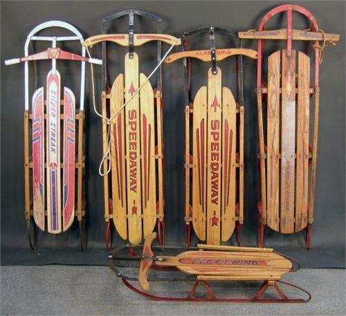 25 best vintage 39 smitty sleds 39 images on pinterest lead for Vintage sleds