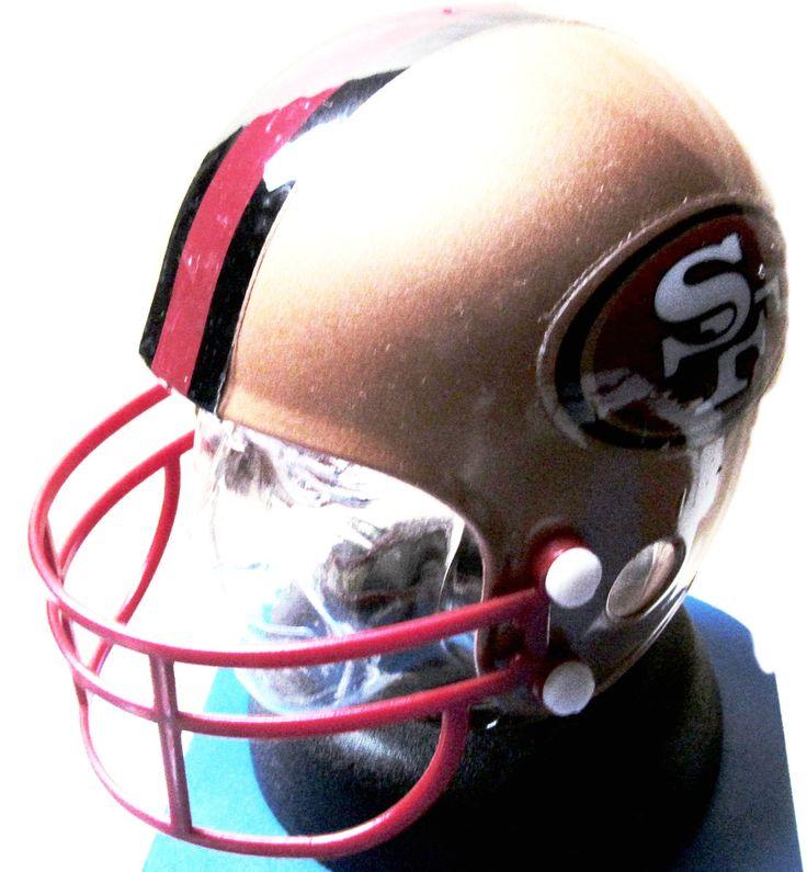 San FranSisco 49ers Helmet Bank