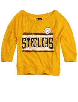NFL® Pittsburgh Steelers Sweatshirt Tee