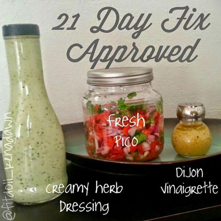Shine Brighter: 21 Day Fix - Dijon Vinaigrette & BLT Salad