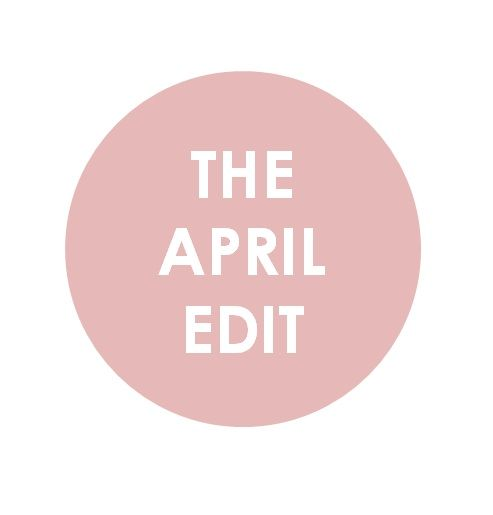Check out the top 8 things we're loving for April