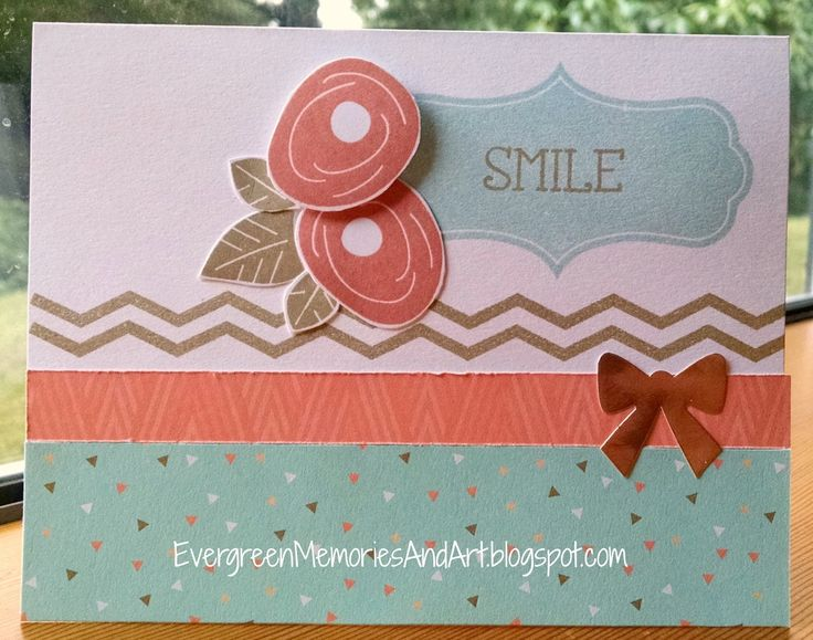 Evergreen Memories: National Paper Crafting Month Blog Hop #D1616HaveAHappyDay