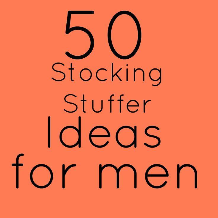 51 stocking stuffer ideas.