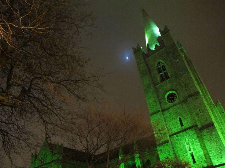 St.Patrick's Cathedral #GoGreenForStPatricksDay