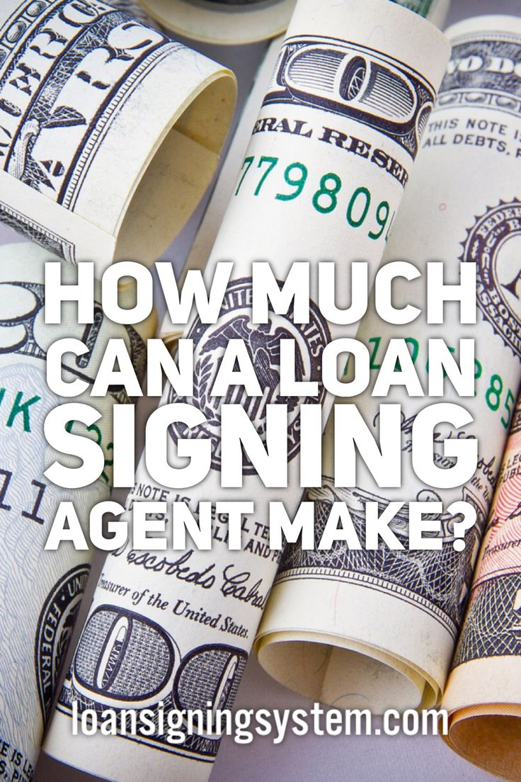 I was surprised to see how much a full-time loan signing agent could make! Thanks for clicking and repinning!