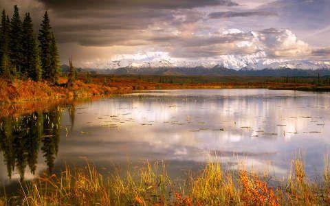 Denali Nemzti Park, Alaszka