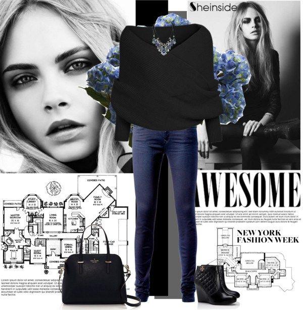 If it's Monday try this set  https://fashionphil.wordpress.com/2015/03/16/4-tinute-potrivite-zilei-de-luni/