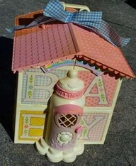 The 80s my little pony house!! I had it loved it