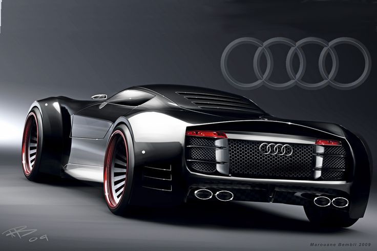Audi R8's big brother to power in? - Pictures